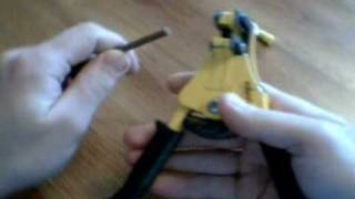 How to crimp wires