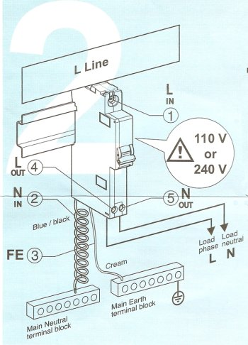 How to wire an RCBO aboutelectricity co uk wiring diagrams,electrical photos,movies deta electrical wiring diagram at bakdesigns.co